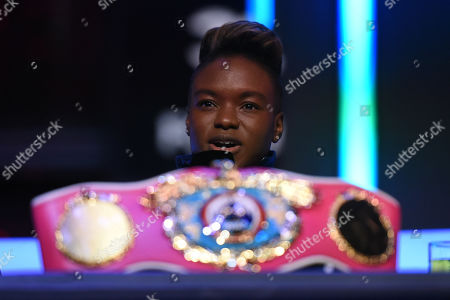 Nicola Adams during a Press Conference at the BT Studios on 24th September 2019