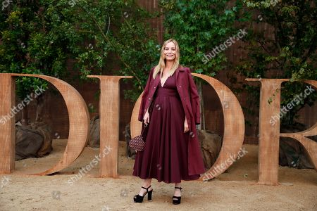 Editorial image of Fashion S/S 2020 Dior Photocall, Paris, France - 24 Sep 2019