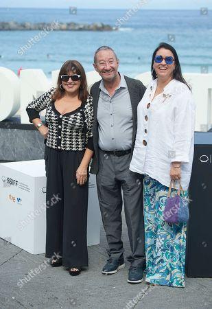 Carlos Boyero, Loles Leon, Ana Perez-Lorente