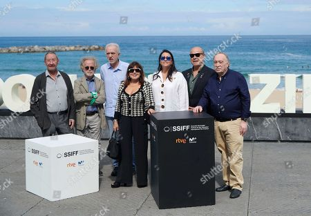 Editorial image of 'Historias de nuestro cine' photocall, 67th San Sebastian Film Festival, Spain - 24 Sep 2019