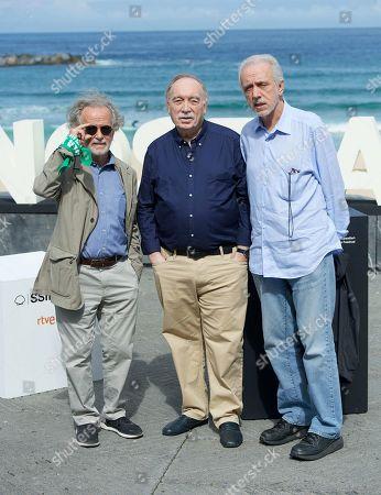 Editorial photo of 'Historias de nuestro cine' photocall, 67th San Sebastian Film Festival, Spain - 24 Sep 2019