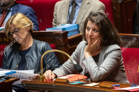 Editorial picture of Debate about assisted reproductive treatments to single women and lesbian couples, Paris, France - 24 Sep 2019