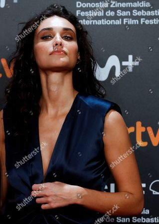Debora Nascimento poses during the presentation of 'Pacified' at the 67th San Sebastian International Film Festival (SSIFF), in San Sebastian, Spain, 24 September 2019. The festival runs from 20 to 28 September.
