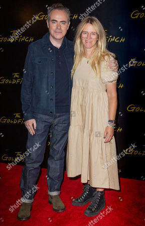 Editorial image of EXCLUSIVE - 'The Goldfinch' Telegraph reader screening, London, UK - 24 Sep 2019