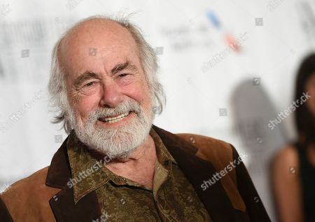 Robert Hunter at the 46th Annual Songwriters Hall Of Fame Induction and Awards Gala in New York. Hunter, the man behind the poetic and mystical words for many of the Grateful Dead's finest songs, died, at his Northern California home, according to Grateful Dead drummer Mickey Hart. He was 78