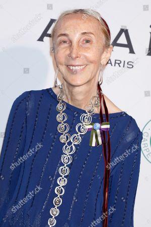 Stock Picture of Carla Sozzani
