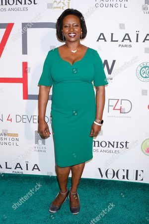 Martine Moise, First Lady of Haiti