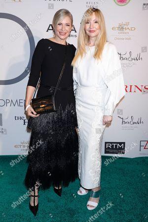 Carmen Busquets and Evie Evangelou