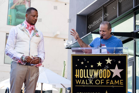 Editorial picture of Terrence Howard honored with star on Hollywood Walk of Fame, Los Angeles, USA - 24 Sep 2019