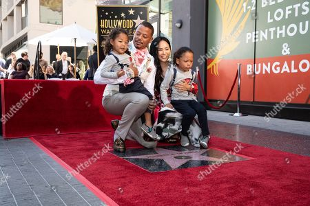 Editorial image of Terrence Howard honored with star on Hollywood Walk of Fame, Los Angeles, USA - 24 Sep 2019