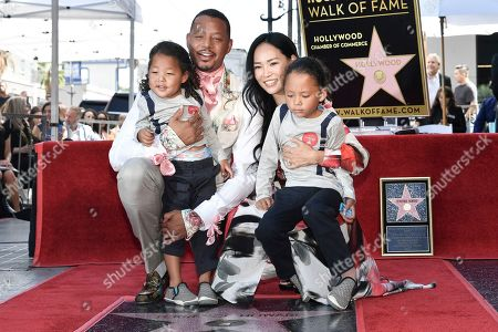 Editorial photo of Terrence Howard Honored with a Star on the Hollywood Walk of Fame, Los Angeles, USA - 24 Sep 2019