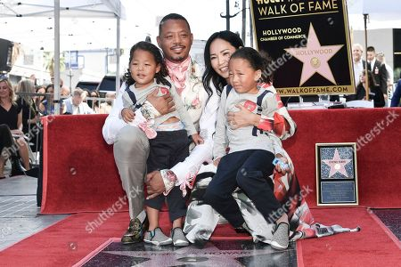 Editorial picture of Terrence Howard Honored with a Star on the Hollywood Walk of Fame, Los Angeles, USA - 24 Sep 2019