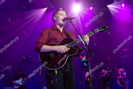 George Ezra performing as part of the Albert Sessions in aid of the charity Mind