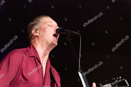 Stock Photo of George Ezra performing as part of the Albert Sessions in aid of the charity Mind