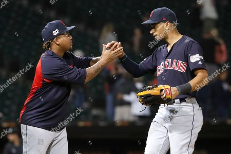 Editorial image of Indians White Sox Baseball, Chicago, USA - 24 Sep 2019