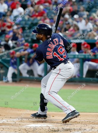 Editorial picture of Red Sox Rangers Baseball - 24 Sep 2019
