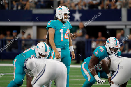 Editorial picture of Dolphins Cowboys Football - 22 Sep 2019