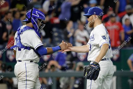 Editorial image of Braves Royals Baseball, Kansas City, USA - 24 Sep 2019