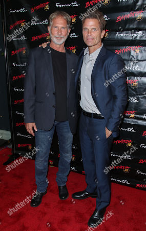 Parker Stevenson and David Chokachi