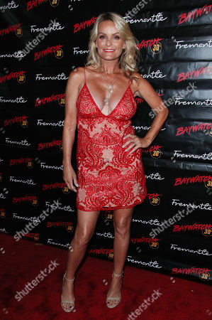 Editorial picture of Baywatch 30th Anniversary, Arrivals, Viceroy Santa Monica, Santa Monica, USA - 24 Sep 2019