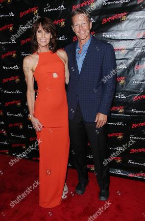Alexandra Paul and husband