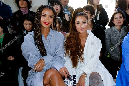Stock Picture of Flora Coquerel and Tal