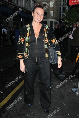Editorial image of Donna Ida 'Cassandra Jumpsuit' launch party at Black Roe, London, UK - 24 Sep 2019
