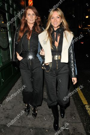 Editorial photo of Donna Ida 'Cassandra Jumpsuit' launch party at Black Roe, London, UK - 24 Sep 2019