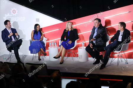Editorial picture of Media Measurement Priorities seminar, Advertising Week New York, AMC Lincoln Square, New York, USA - 25 Sep 2019