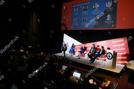 Editorial photo of Media Measurement Priorities seminar, Advertising Week New York, AMC Lincoln Square, New York, USA - 25 Sep 2019