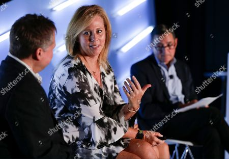 Stock Picture of Bernard Brenner (Senior Director, Microsoft), Amy Fenton (Chief Client Officer, Kantar), Alice Thompson (Head of Inclusion, Equity and Diversity, North America, Kantar) and Paul Donato (Chief Research Officer, ARF)
