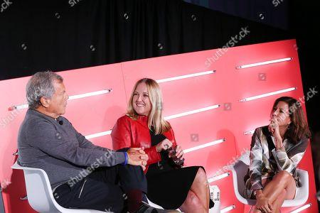 Sir Martin Sorrell (Executive Chairman, S4 Capital), Deborah Wahl (Global Chief Marketing Officer, General Motors), Beth-Ann Eason (President, Innovid)