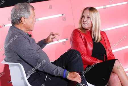 Sir Martin Sorrell (Executive Chairman, S4 Capital) and Deborah Wahl (Global Chief Marketing Officer, General Motors)