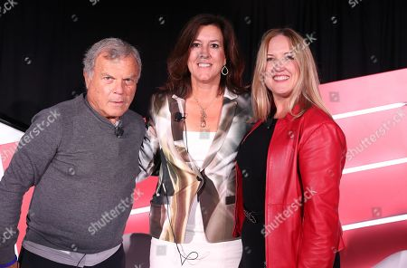 Sir Martin Sorrell (Executive Chairman, S4 Capital), Beth-Ann Eason (President, Innovid), Deborah Wahl (Global Chief Marketing Officer, General Motors)