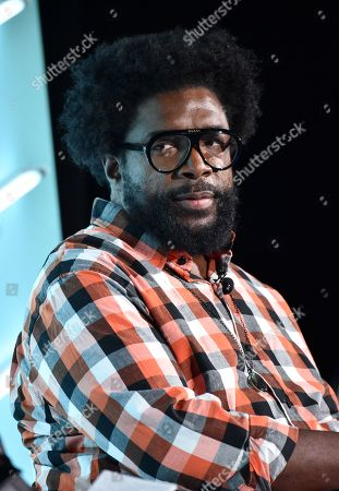 Questlove (Musical Director, The Tonight Show)
