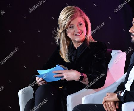 Arianna Huffington (Founder and CEO of Thrive Global, Thrive Global)