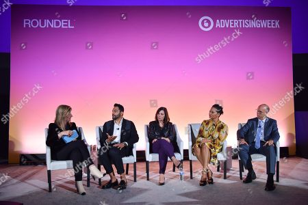 Editorial photo of From Awareness to Action: Driving Change from the Inside Out seminar, Advertising Week New York, AMC Lincoln Square, New York, USA - 25 Sep 2019