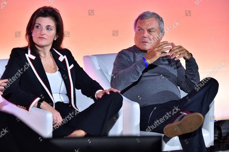 Emily Del Greco (President, Americas, MightyHive) and Sir Martin Sorrell (Executive Chairman, S4 Capital)