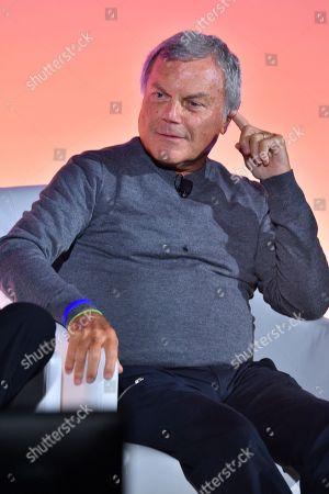 Sir Martin Sorrell (Executive Chairman, S4 Capital)