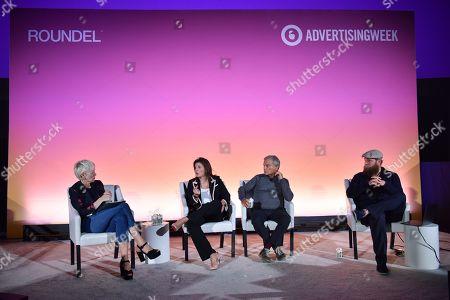 Editorial image of New Era, New Age... seminar, Advertising Week New York, AMC Lincoln Square, New York, USA - 25 Sep 2019