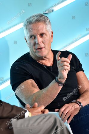 Stock Photo of Donny Deutsch (MSNBC Correspondent & Chairman Emeritus, Deutsch Inc.)