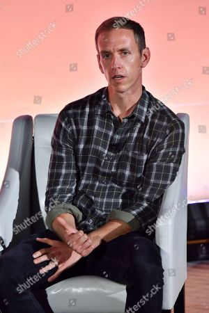Editorial photo of Corporations and Compassion: A Discussion on Masculinity seminar, Advertising Week New York, AMC Lincoln Square, New York, USA - 25 Sep 2019