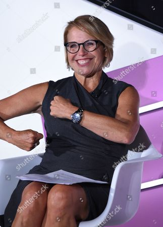 Katie Couric (Journalist, Podcaster, SU2C Founder and Documentary Filmmaker, Katie Couric Media)