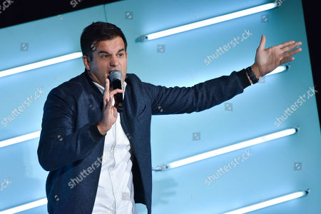 Stock Picture of Michael Kosta