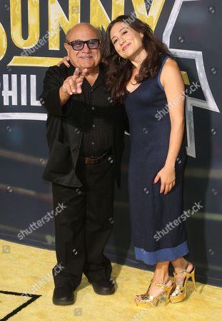 Editorial image of 'It's Always Sunny In Philadelphia' TV show Season 14 premiere, Los Angeles, USA - 24 Sep 2019