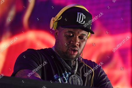 Stock Image of DJ Mustard