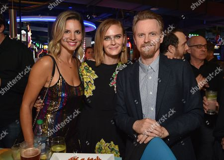 Editorial photo of 'It's Always Sunny In Philadelphia' TV show Season 14 premiere, After Party, TCL Chinese 6 Theatre, Los Angeles, USA - 24 Sep 2019