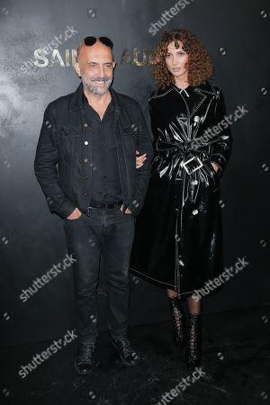 Gaspar Noe and Stefania Cristian