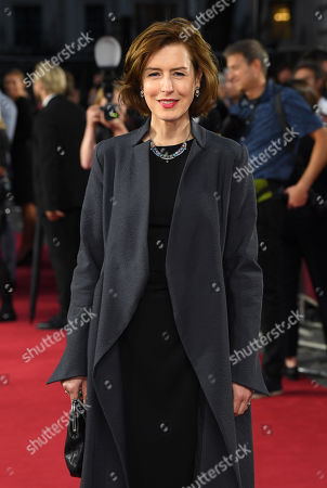 Stock Picture of Gina Mckee