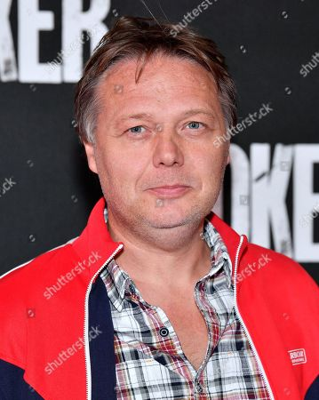 Stock Picture of Shaun Dooley